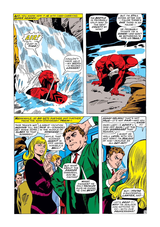 Daredevil (1964) 33 Page 16