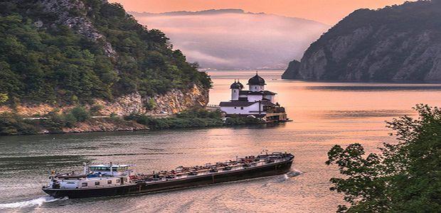 Cazanele Dunării este o adevărată atracție turistică.