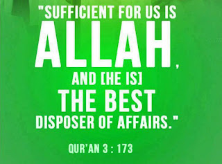 Sufficient For Us