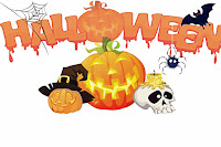 Learn English with Halloween activities