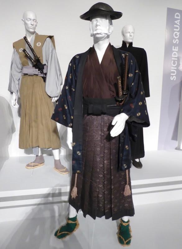 Issei Ogata Silence Inoue Old Samurai costume