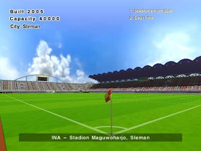 PES 6 Stadium Indonesia Collection