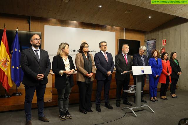 El Consejo autoriza un suplemento de crédito de 48,6 millones de euros para atender gastos del Servicio Canario de la Salud