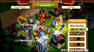 FV2CE, farm machines, blackberries, firecracker