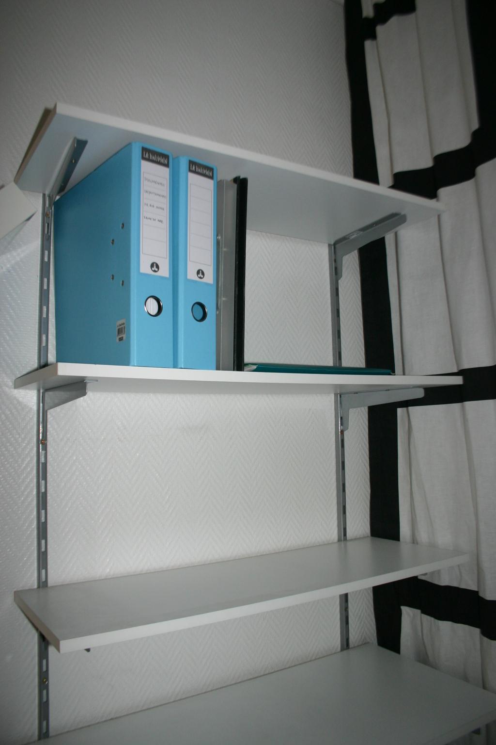 cremaillere etagere dedans la brocante du tagre antonius ikea with etagere cremaillere castorama. Black Bedroom Furniture Sets. Home Design Ideas