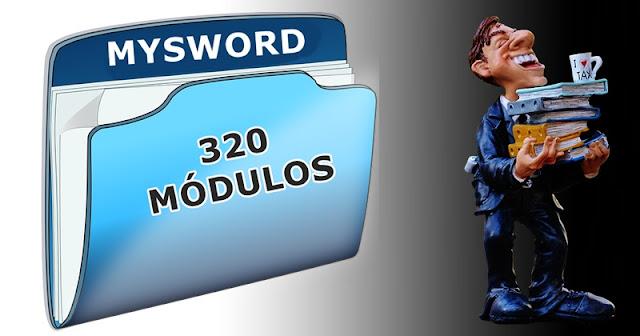 320 Módulos MySword em Português