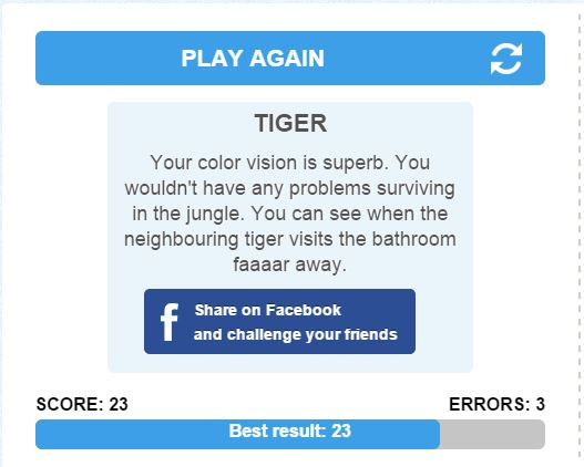 Eye Test - Online Games To Check Your Color Vision | EyeObserver