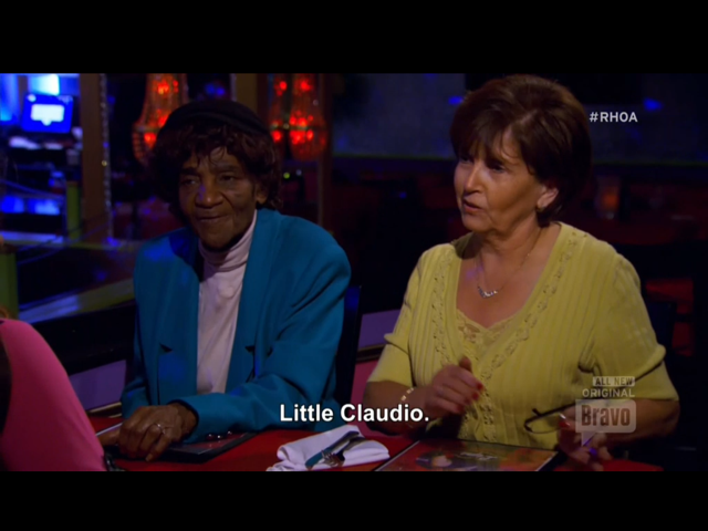 Claudia Jordan mom and grandma