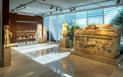 Aνοικτοί χώροι μάθησης τα μουσεία του μέλλοντος