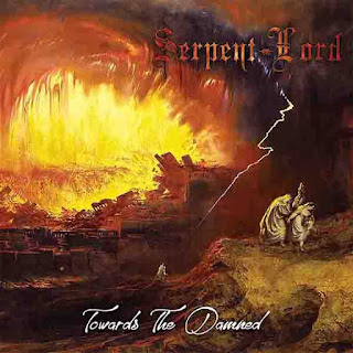 "Το βίντεο των Serpent Lord για το ""The Lesser Key"" από το album ""Towards the Damned"""