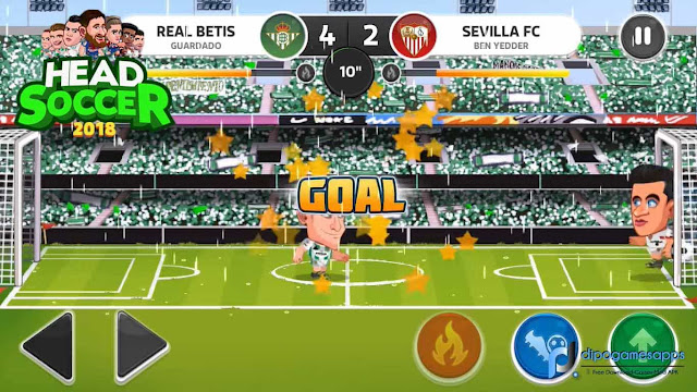 Head Soccer La Liga 2018 APK Latest Version