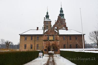 copenhagen, 哥本哈根, 玫瑰宮, Rosenborg