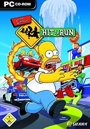 Descargar Los Simpsons Hit and run 1 LINK ESPAÑOL GDRIVE