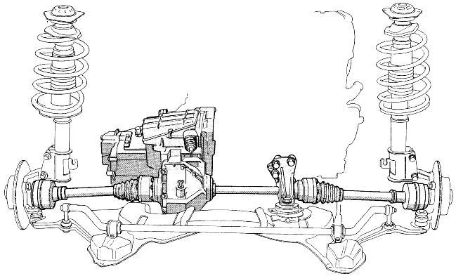 Maybach: 1.6 Front Wheel Drive