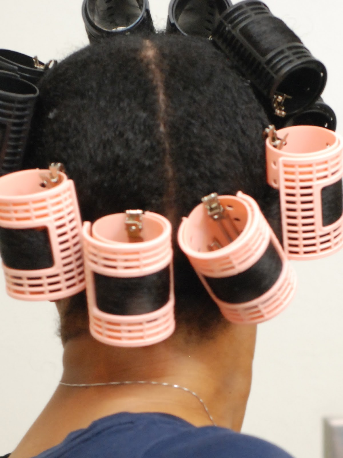 My Easy Ponytail Roller Set - Curly in Colorado