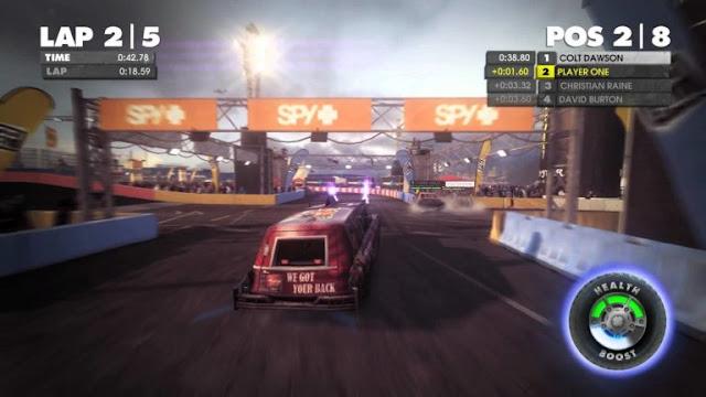 تحميل لعبة DiRT Showdown سباق السيارات الرهيبة ويزتكتييف -  مستر ابو على