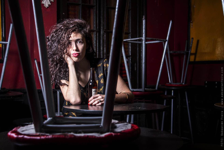 """Paula Maffía: """"Las mujeres cuando son músicas están dando una demostración de poder"""""""