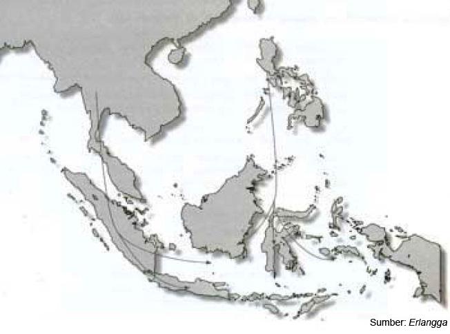 Proto Melayu Dan Deutro Melayu Pengertian Persebaran Di Indonesia Suku Bangsa