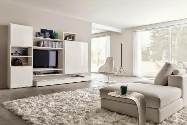 sala color blanco