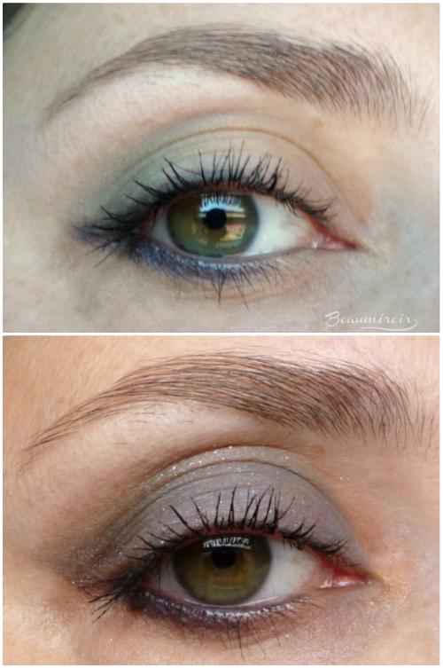 Wearing Lancome Sonia Rykiel Saint-Germain Rive Gauche eyeshadow palette eotd fotd
