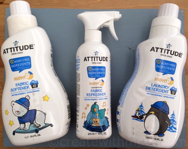 attitude chamomile scented products