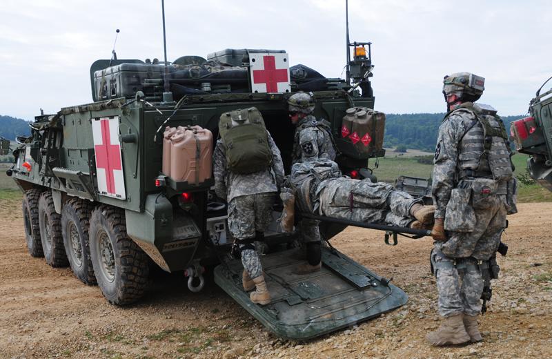 Україна відмовилася від американських БТР Stryker