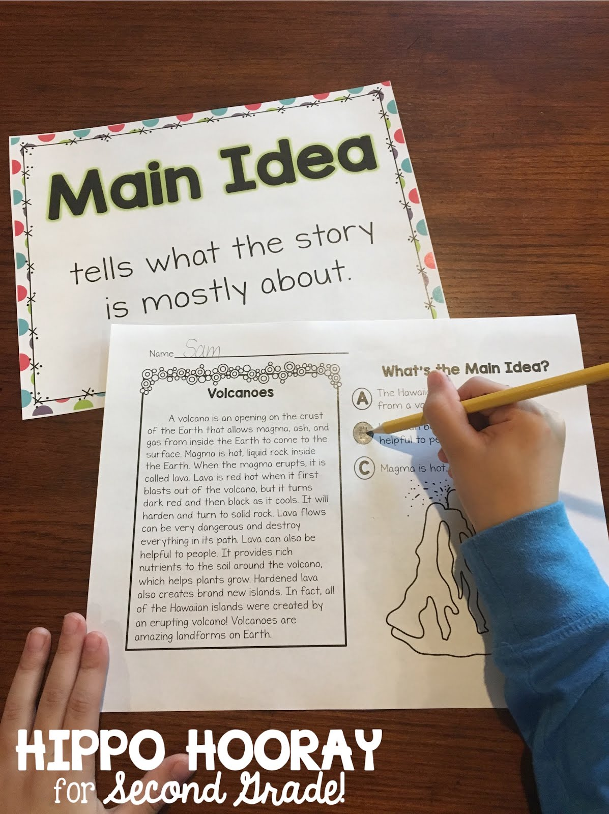 Teaching Main Idea In Nonfiction Texts