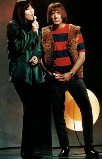 Sonny & Cher on 'The Ed Sullivan Show'
