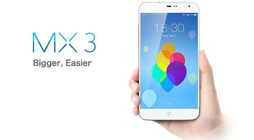 Meizu MX3 Specifications - Inetversal