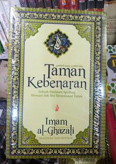 Buku Taman Kebenaran - Toko Buku Aswaja Surabaya