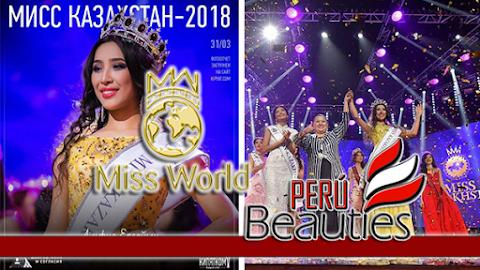Miss World Kazakhstan 2018