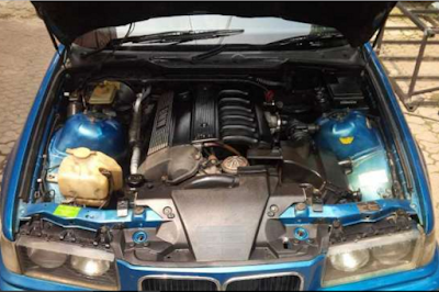 Mesin M50B20 BMW E36