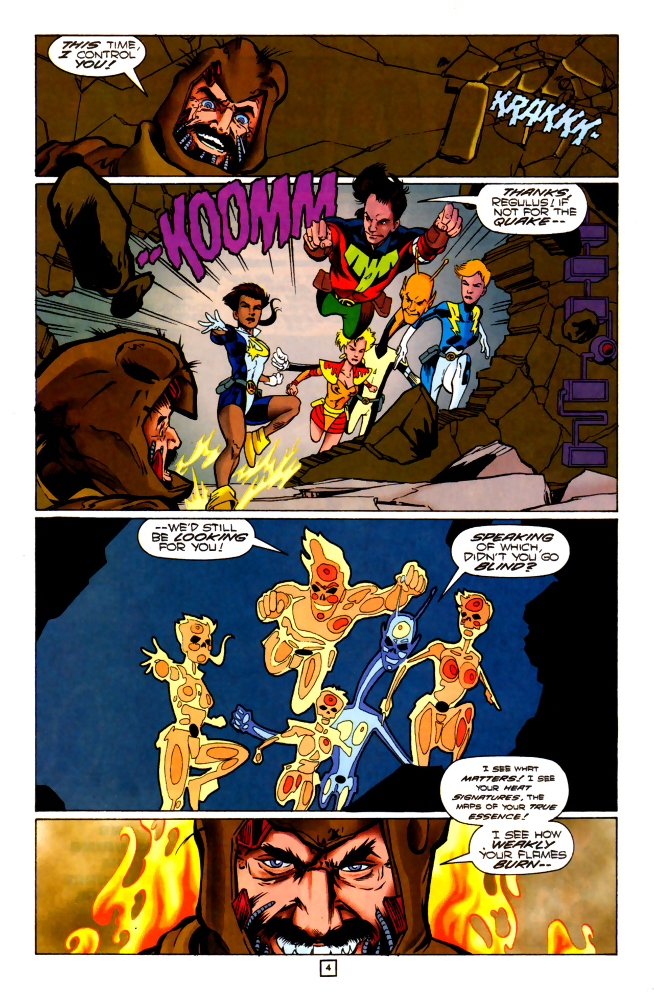 Legion of Super-Heroes (1989) 83 Page 3