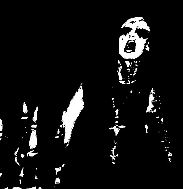 MISTER GROWL: ART: DARKTHRONE IN MICROSOFT PAINT