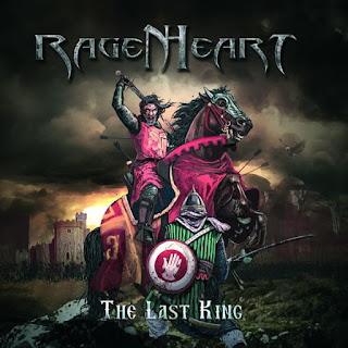"""Το τραγούδι των RagenHeart """"Echo"""" από το album """"The Last King"""""""