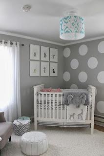 dormitorio para bebé varón