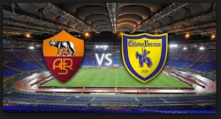 روما Vs كييفو فيرونا | مشاهدة مباراة روما وكييفو فيرونا بث مباشر 16-09-2018 الدوري الايطالي