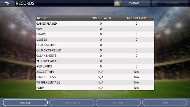 dream league soccer player development cheat
