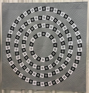quiltcon 2017 savannah georgia optical illusion vertigo elaine poplin