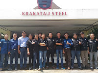 PT Krakatau Steel (Persero) Tbk - Recruitment For D3, S1 Management Trainee Program Krakatau Steel October 2017