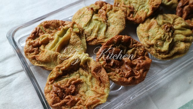 Kuih Akok Kelantan Yang Sedap Azie Kitchen