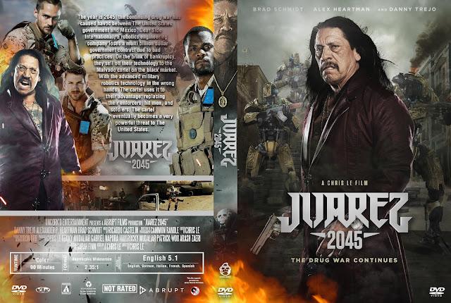 Juarez 2045 DVD Cover