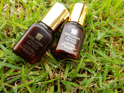 Estee Lauder Advanced Night Repair samples - www.modenmakeup.com