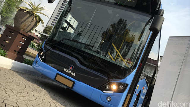 Ahok Beli Ratusan Bus Standar Dunia untuk Gantikan Metromini dan Kopaja