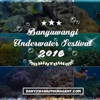 Jadwal Banyuwangi Underwater Festival 2016