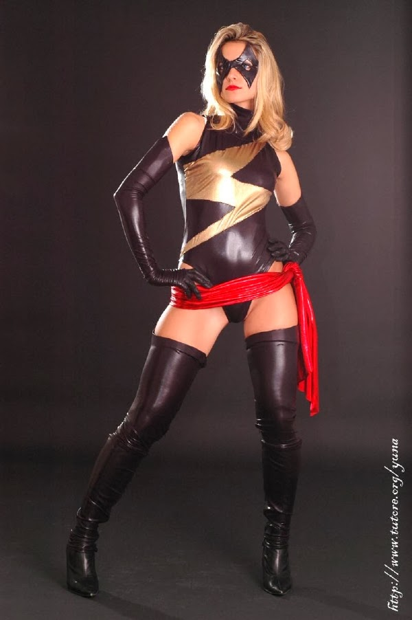 Especial Cosplay: Ms. Marvel