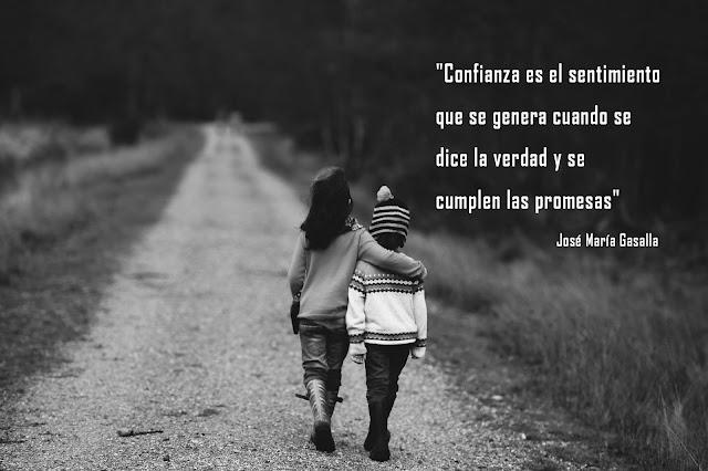 """""""Confianza y verdad"""""""