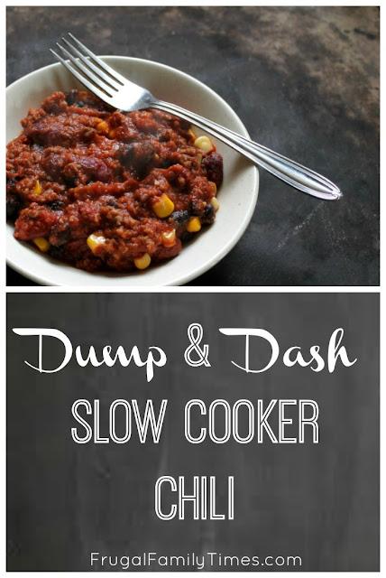 dump chili crock pot