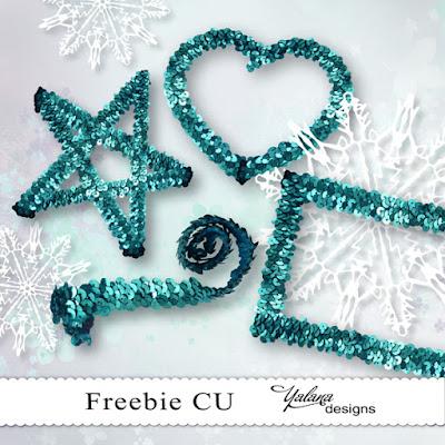 New CU + freebie CU!