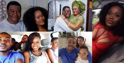 Exclusive: Meet BBNaija Cee-C's Family… Her parents, Brother and sister
